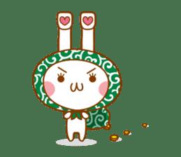 Sentaku Usagi sticker #353328