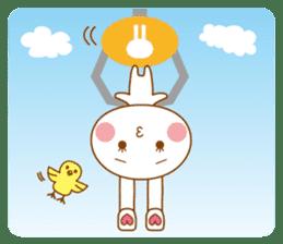 Sentaku Usagi sticker #353329
