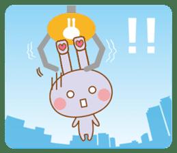 Sentaku Usagi sticker #353330