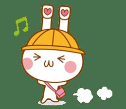 Sentaku Usagi sticker #353331