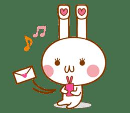Sentaku Usagi sticker #353334