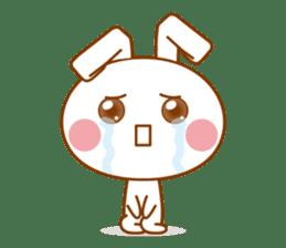 Sentaku Usagi sticker #353339
