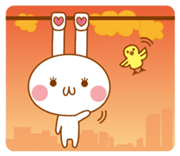 Sentaku Usagi sticker #353344