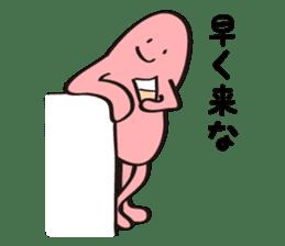 Mr. Sausage sticker #354761