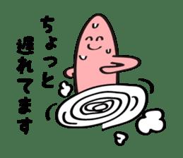 Mr. Sausage sticker #354764