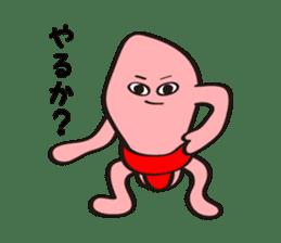 Mr. Sausage sticker #354765