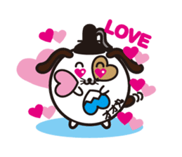 Oomaru kun sticker #357481