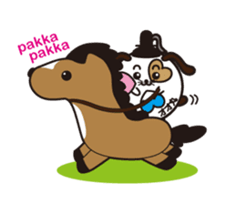 Oomaru kun sticker #357502