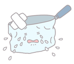 dishes and their friends sticker #357532