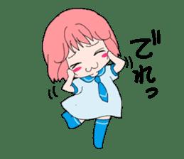 pinksan sticker #358655