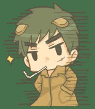 Lovely Mizuki's stickers sticker #359234