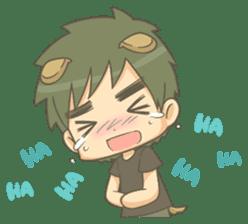 Lovely Mizuki's stickers sticker #359236