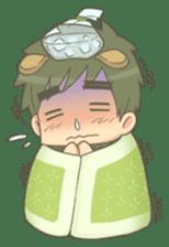 Lovely Mizuki's stickers sticker #359249