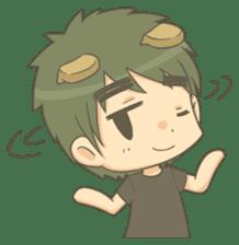 Lovely Mizuki's stickers sticker #359252