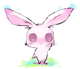 hares~HASE~ sticker #359425