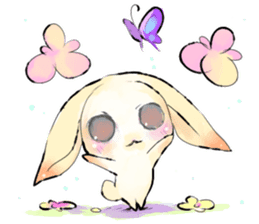 hares~HASE~ sticker #359426