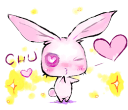 hares~HASE~ sticker #359431