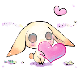 hares~HASE~ sticker #359432