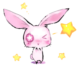 hares~HASE~ sticker #359435