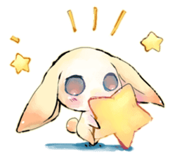 hares~HASE~ sticker #359436