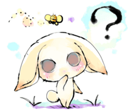 hares~HASE~ sticker #359438