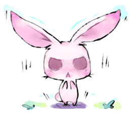 hares~HASE~ sticker #359441