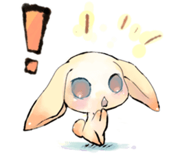 hares~HASE~ sticker #359442