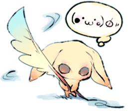 hares~HASE~ sticker #359444