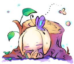 hares~HASE~ sticker #359450