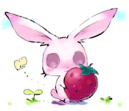 hares~HASE~ sticker #359453