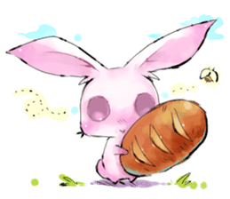 hares~HASE~ sticker #359455