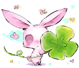 hares~HASE~ sticker #359457