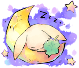hares~HASE~ sticker #359458