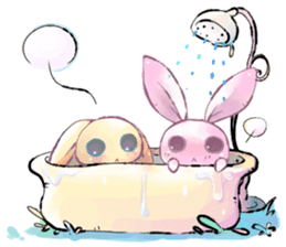 hares~HASE~ sticker #359459