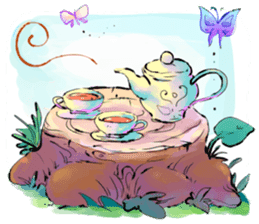 hares~HASE~ sticker #359463