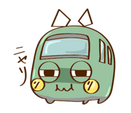 TrainJr sticker #359549