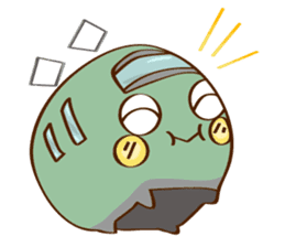 TrainJr sticker #359566