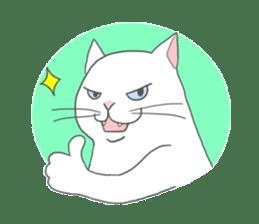 Cat-like sticker #360105