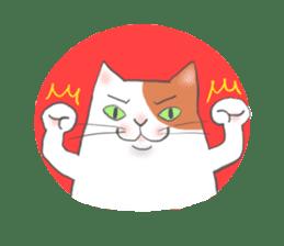 Cat-like sticker #360114