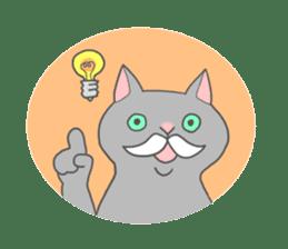 Cat-like sticker #360120