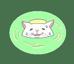 Cat-like sticker #360124