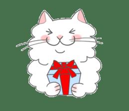 Cat-like sticker #360125