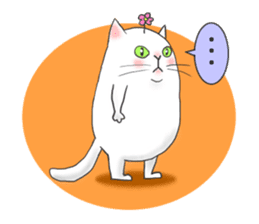 Cat-like sticker #360128