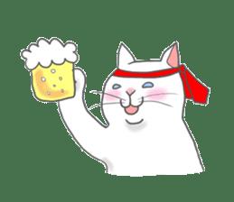 Cat-like sticker #360135