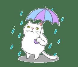 Cat-like sticker #360144