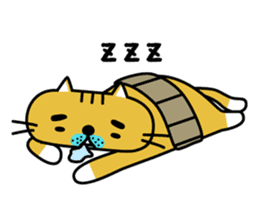 OSSAN NEKO2 sticker #361084