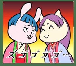 Heian period sticker #361278