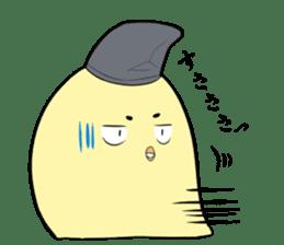 Heian period sticker #361280