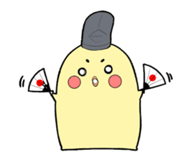 Heian period sticker #361304