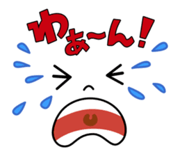 Simple face stamp sticker #361767